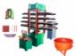 胶地砖生产设备线